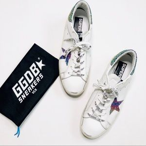 NWOT Golden Goose Limited Edition Deluxe Sneakers